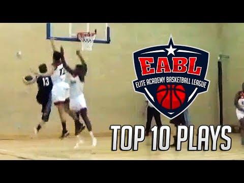 EABL Elite Eight Top 10 Plays - 2017/18 Season