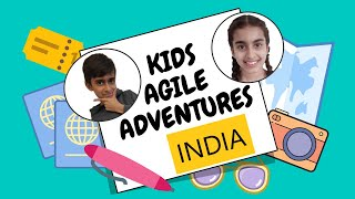 Paddy Dhanda - Kids Agile Adventures - India Bollywood Challenge