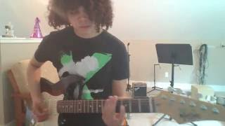 """Fifth Harmony featuring Fetty Wap, """"All In My Head"""" (""""Flex"""") Guitar Cover by Haley Graves"""