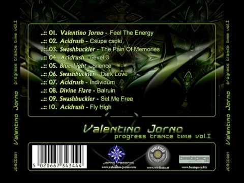 Valentino Jorno - Feel The Energy