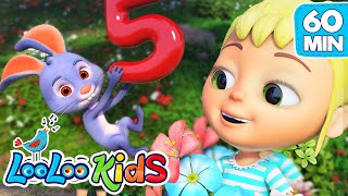 Gambar cover Number Song - Nursery Rhymes for Children | LooLoo Kids