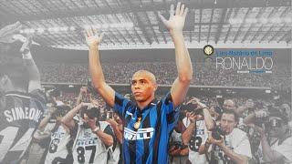 Ronaldo Fenomeno ● A Living Legend. INTER