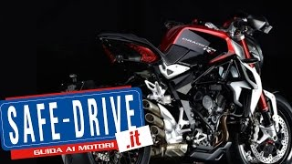 Novità MV AGUSTA all'EICMA 2014! Design, tecnologia e performance!
