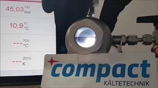 CO2 Schulung: Der Tripelpunkt (compact Kältetechnik)