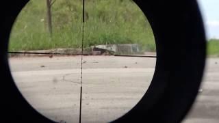 Shot jarak - + 60 m,, dengan mimis gr 12,unit exalibur, target buah bintaro