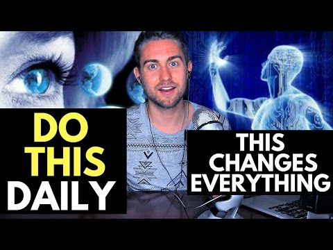 How to ACT AS IF to Attract What you Want (This Will Change Your Life)