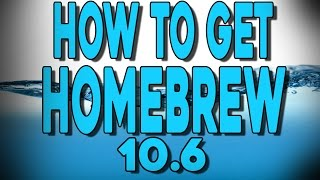 HOW TO GET HOMEBREW CHANNEL 10.5 UPDATE