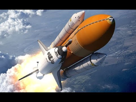 NASA Space Shuttle's Final Voyage of Atlantis - Space Shuttle Launch (1080p)