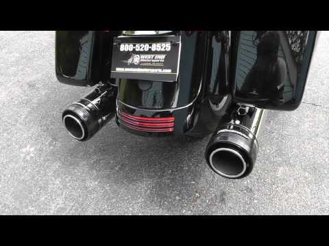 Rinehart 4.5 inch MotoPro for Harley Davidson Touring - Sound & Review