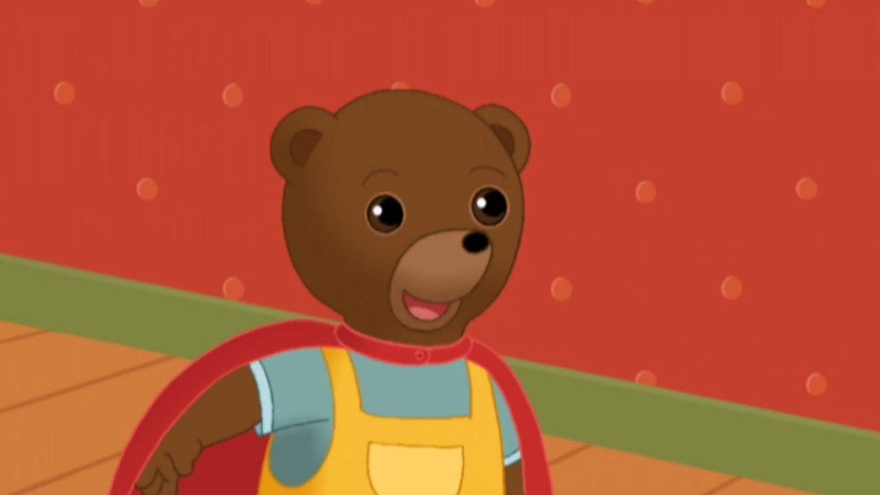 20min de petit ours brun compilation de 7 pisodes 5 - Petit ours brun a l ecole ...