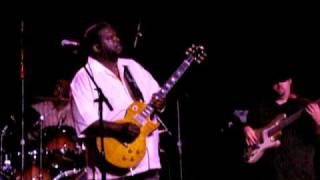 "Michael Burks ""Empty Promises"" (Live at The State Theatre 8/21/09)"