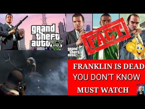 GTA 5 has aliens -- Interesting Facts about GTA V - Things You Don't Know about GTA 5 - Gaming Facts - 동영상