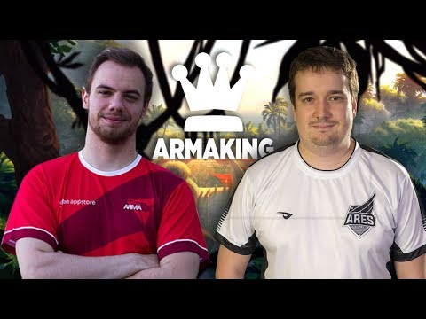 Maverick vs Tars - ArmaKing Jeux de Rastakhan