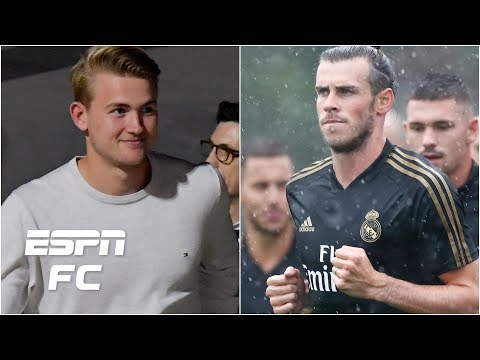 How Juventus got Matthijs de Ligt, and Steve Nicol's advice for Gareth Bale | Transfer Talk