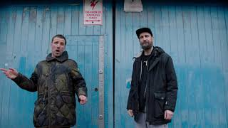 Nudge It - Sleaford Mods Ft. Amy Taylor