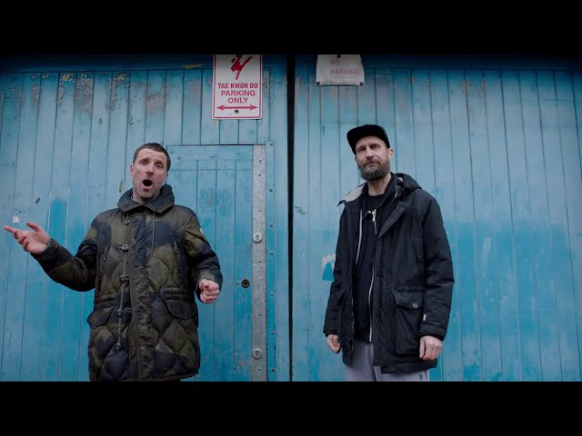 Sleaford Mods - Nudge It Ft. Amy Taylor