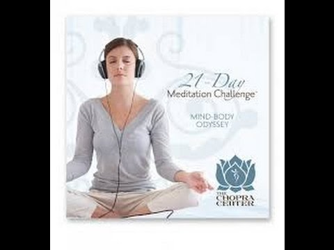 chopra center meditation login