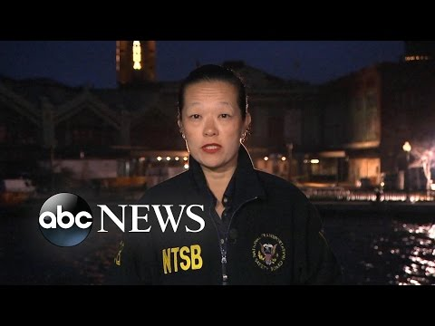 NJ Train Crash Investigation | NTSB Vice Chairwoman Interview