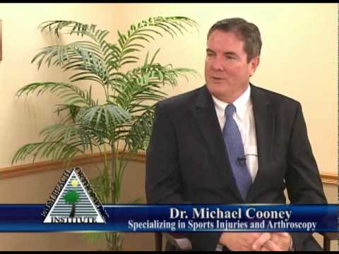 Interview with Dr. Michael Cooney at Palm Beach Orthopaedic Institute