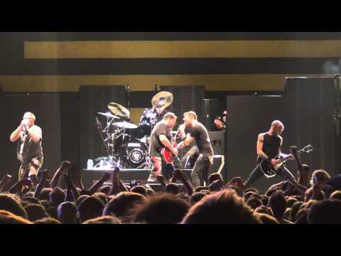 Rise Against ft Bill Stevenson and Milo of The Descendents (live at Riot Fest 2012)