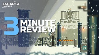 Ministry of Broadcast | Review in 3 Minutes (Video Game Video Review)