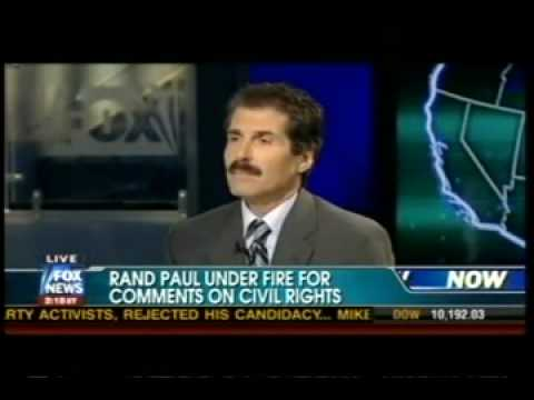 Fox's Stossel Advocates Repealing Part of the Civil Rights Act