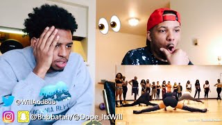 When We Tank Choreography by Aliya Janell QueensNLettos - Reaction