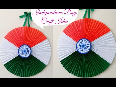 Diy Independence Day Decoration Ideaseasy Independence Day Craft