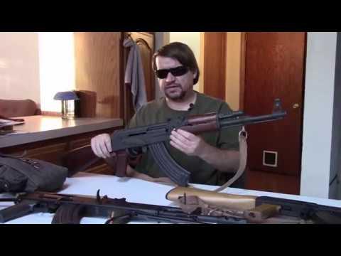 Hungarian AK Family Reunion - AK55, AKM63, AMD65, & AK63