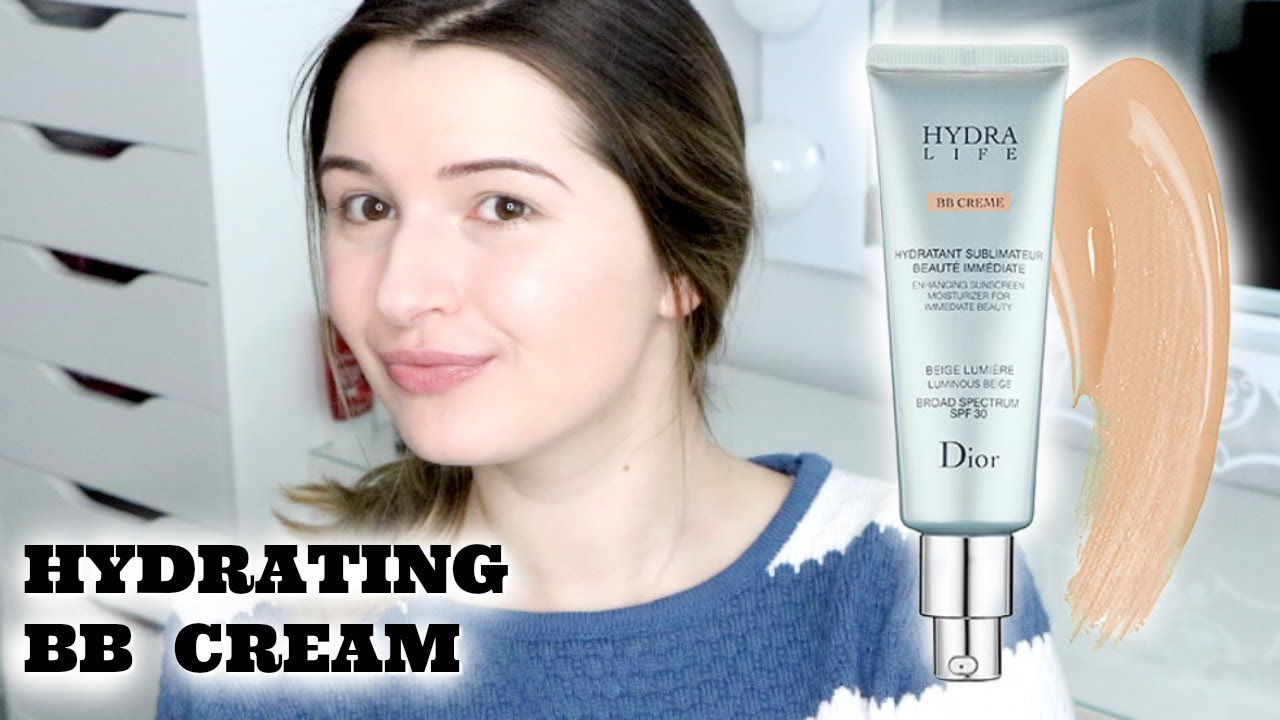 dior hydra life bb creme review
