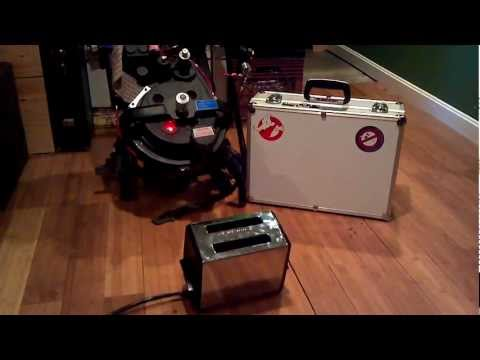 dancing toaster from Ghostbusters II