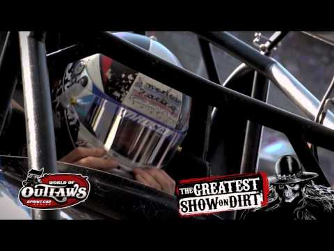 NAPA Auto Parts Rumble in Michigan at I-96 Speedway