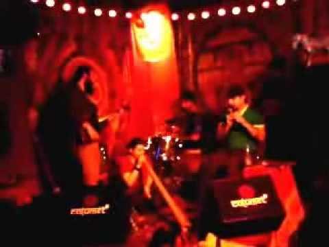 Ethnic musical instruments jamming in Calumet club Yerevan