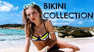 Bikini Collection, Victorias Secret, Triangl Swimwear // Kallie Kaiser