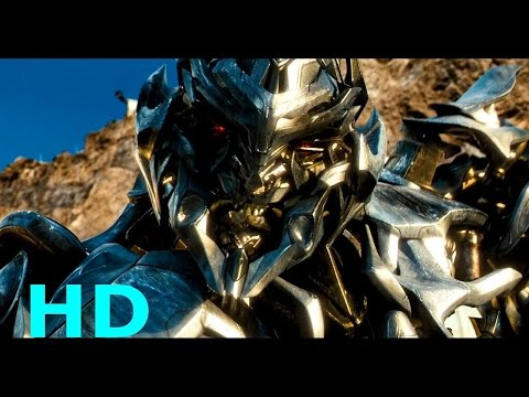 The All Spark,Sector Seven & ''I am Megatron'' Scene - Transformers-(2007) Movie Clip Blu-ray HD