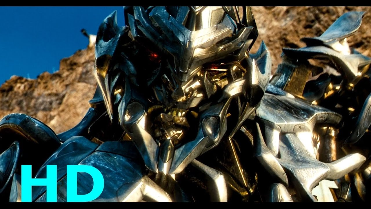 Download The All Spark,Sector Seven & ''I am Megatron'' Scene - Transformers-(2007) Movie Clip Blu-ray HD