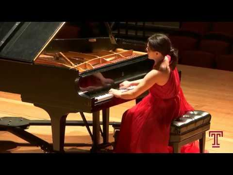 Ching-Yun Hu performs Rachmaninoff Piano Sonata No. 2, Op. 36