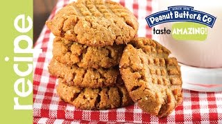 5 Ingredient Gluten-free Peanut Butter Cookies Recipe