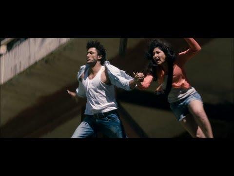 Commando | Karan & Simrit Jump from Bridge