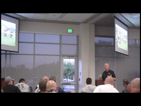 LWG Coaches Clinic 2014 - Chris Thomsen, Arizona State Assistant Head Coach / Offensive Line