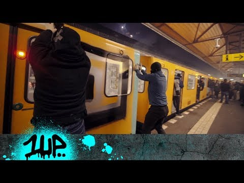 1UP - HAPPY NEW YEAR 2018 WHOLECAR - BERLIN