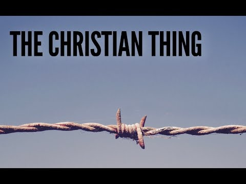 Jono Manson The Christian Thing - featuring Eliza Gilkyson and Terry Allen  and