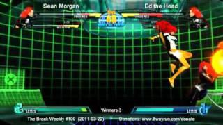 The Break Weekly #100 - W3 - Sean Morgan VS Ed the Head