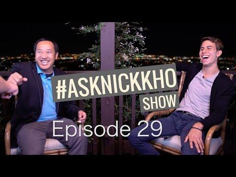 USC Student Cole Interviews Nick Kho | #AskNickKho Episode 29