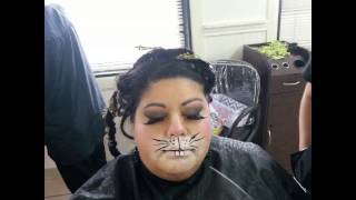 Bella Beauty College: How-To Easter Bunny Makeup Thumbnail