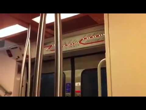 France - Paris - Metro to chatelet