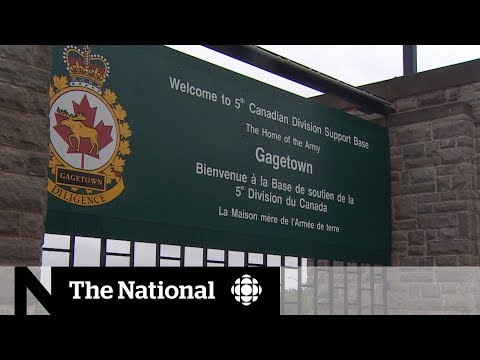 Search For Agent Orange Underway On Canadian Military Base