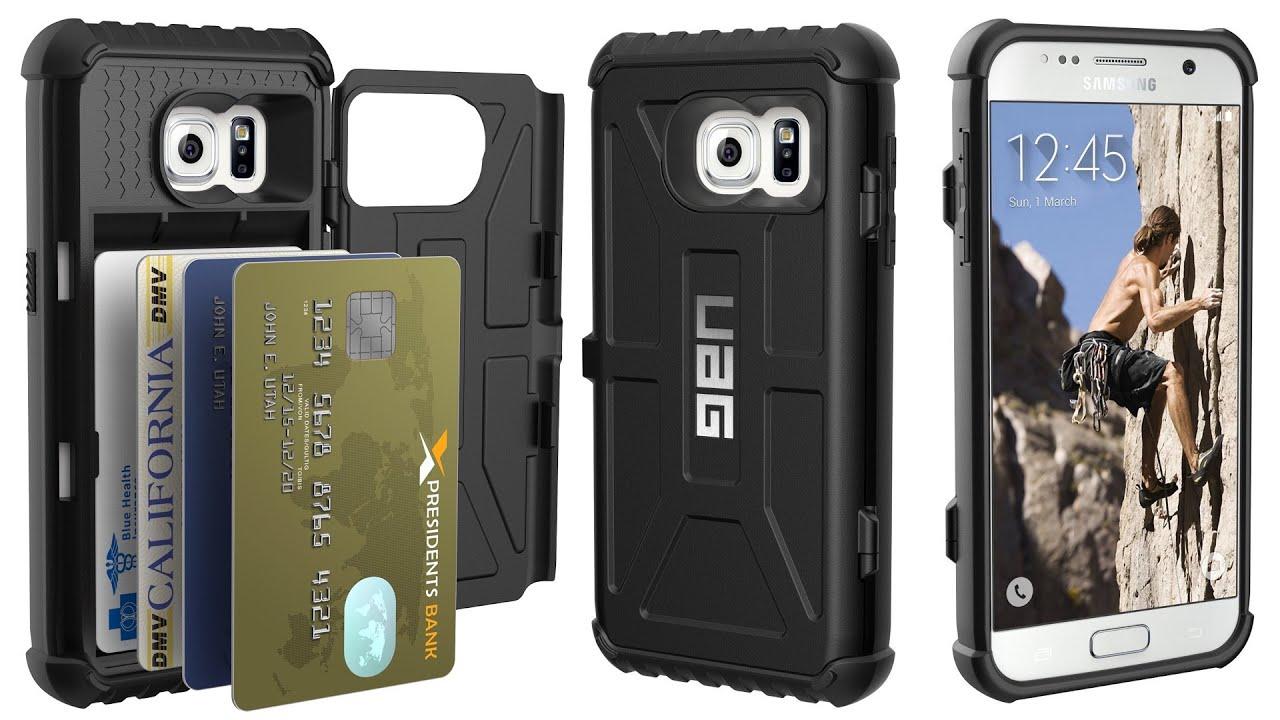 sale retailer 5fc3c dde1c Galaxy S7 UrbanArmorGear Trooper Case Unboxing!