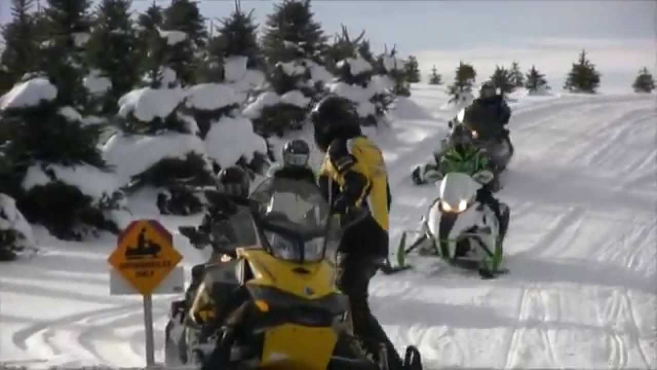 PA State Snowmobile Association - Snowmobiling in Erie, PA ...