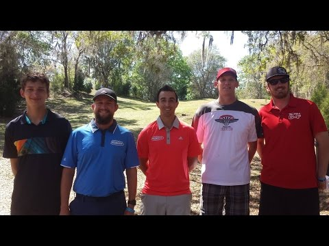Throw Down the Mountain V, Round 2, MPO Lead Card, First Nine